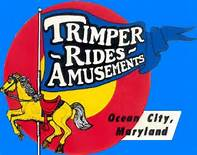 trimpers Trimper's Amusement Park, Ocean City Maryland