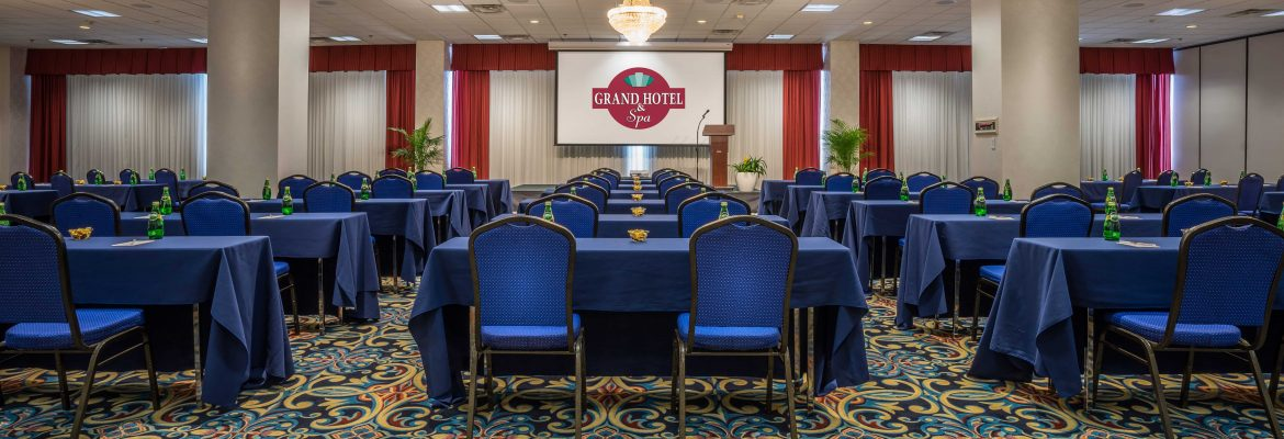 grand ballroom grand hotel ocean city 1170x400 Meetings & Events