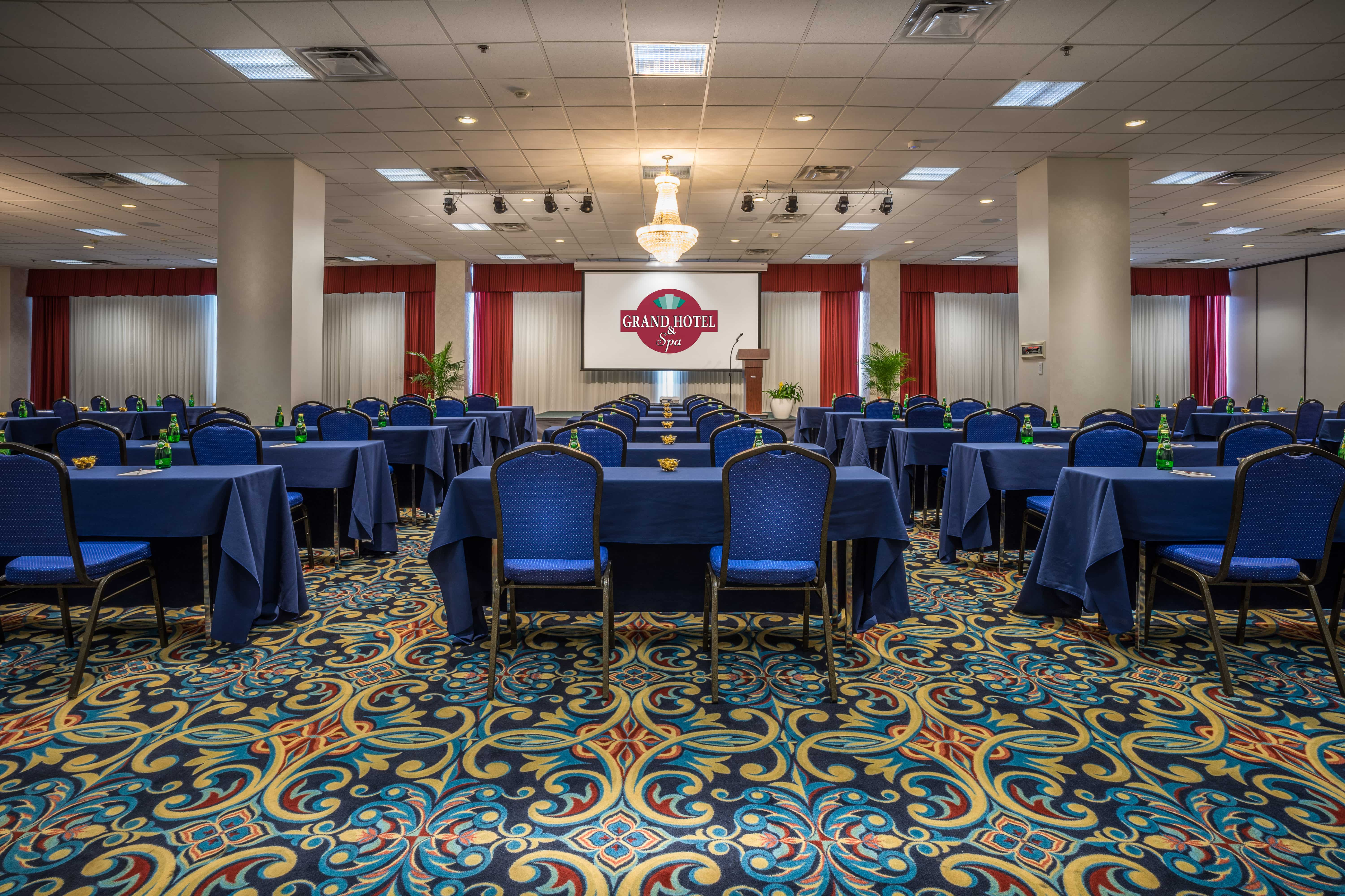 grand ballroom grand hotel ocean city Meetings & Events