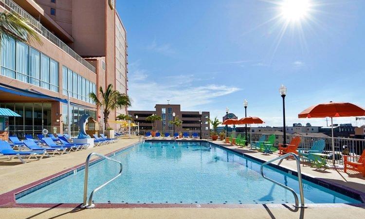 Grand Hotel Ocean City Pool